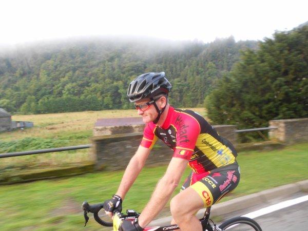 Cyclosportive La Vélomédiane Claudy Criquielion - 26 août 2017