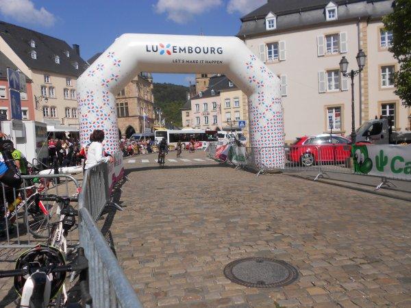 Dimanche 3 septembre 2017 - Cyclosportive La Charly Gaul (Echternach, Grand-Duché de Luxembourg)