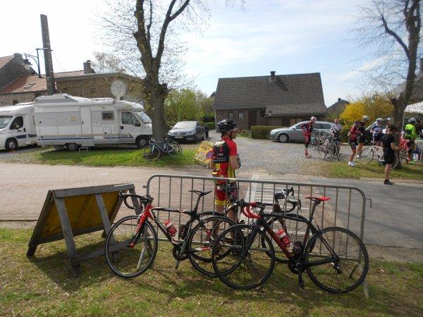 Mardi 17 avril 2018 - Flèche Andennaise Classic