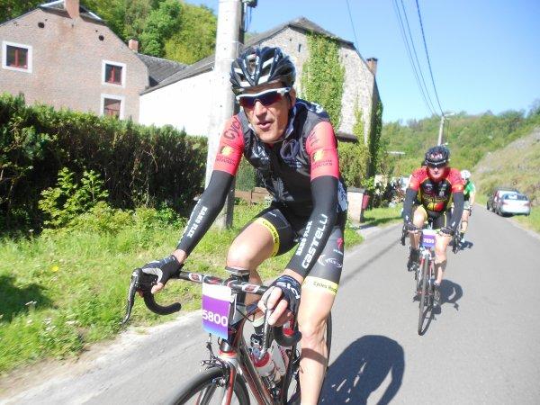 Samedi 5 mai 2018 - Tour de Namur