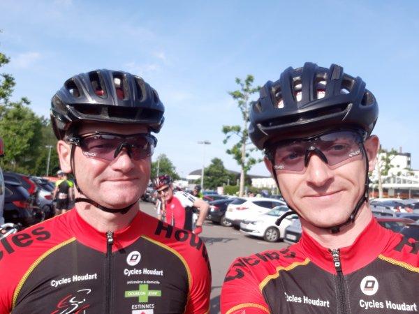 Samedi 26 mai 2018 - Schleck Gran Fondo - Mondorf-les-Bains (Luxembourg)