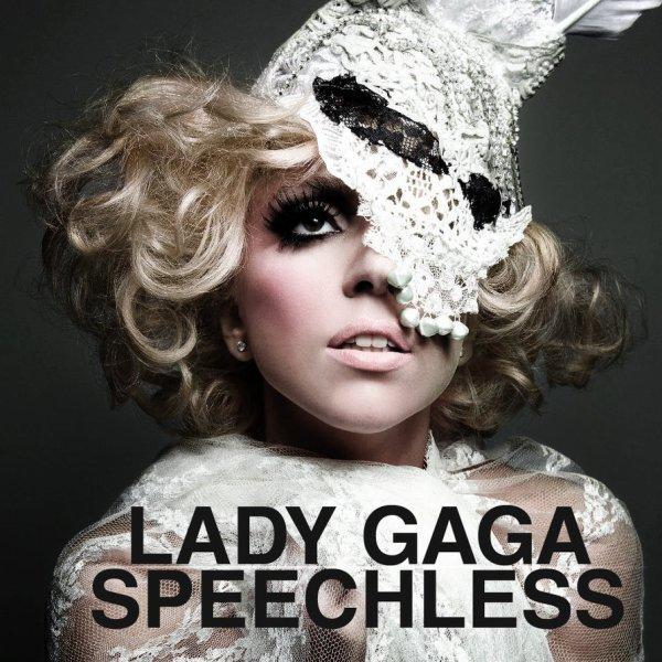 lady gaga speechless (Sans Voix )paroles en français