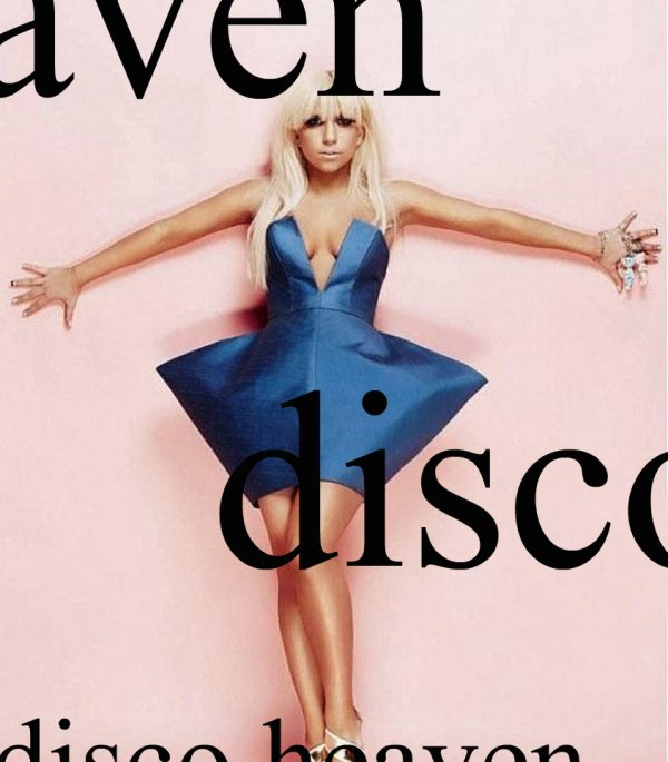 lady gaga disco heaven paroles
