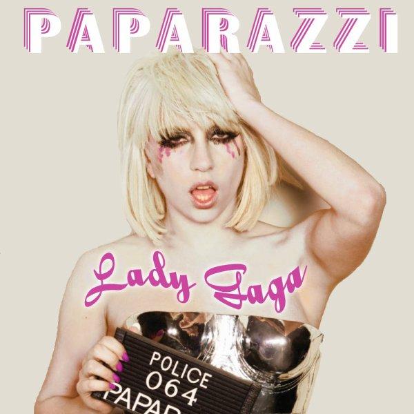lady gaga paparazzi (paparazzi) paroles en français