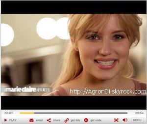 __________________Photoshoot, behind et interview Marie-Claire US_______________ Accompagnée de. deux. de. ses co-stars de glee,. Lea Michele et Amber Riley, Dianna a posé pour .le magasine Marie-Claire US..En plus de ce magnifique shoot,. le magasine nous offre deux. vidéos behind et une interview... Les trois actrice seront ______________________________encouverture de Marie-Claire US au mois de mai.