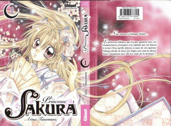 Princesse Sakura tome 1