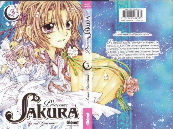 Princesse Sakura tome 3