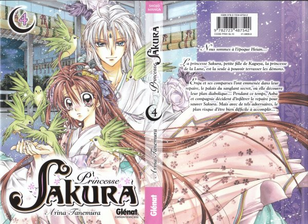 Princesse Sakura tome 4