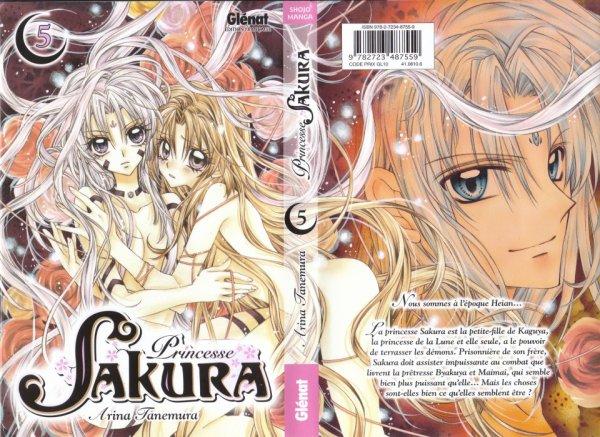 Princesse Sakura tome 5