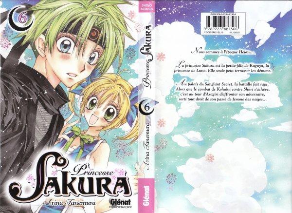 Princesse Sakura tome 6