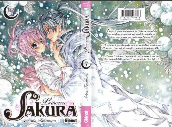Princesse Sakura tome 7