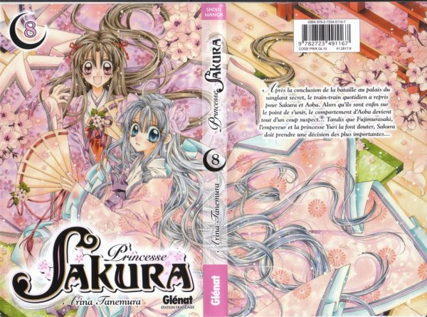 Princesse Sakura tome 8