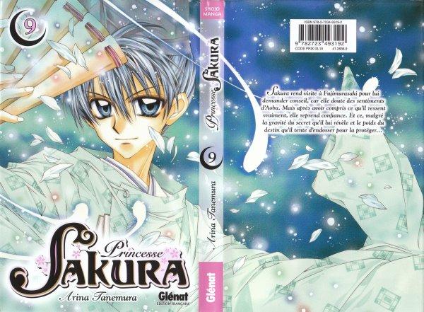 Princesse Sakura tome 9