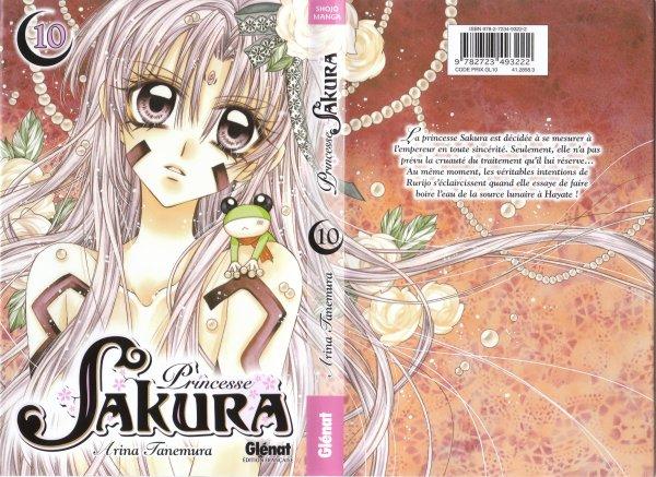 Princesse Sakura tome 10