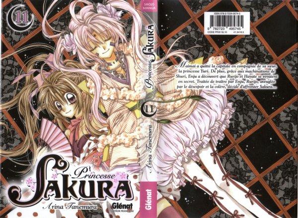 Princesse Sakura tome 11