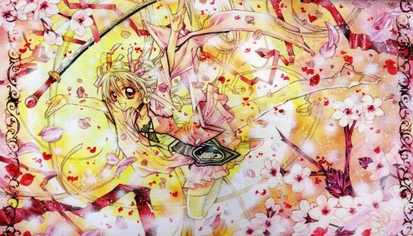 Images de Sakura !