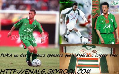 Je sais que beaucoup de gens vont dire mais il est obsédé par le maillot de l'Algérie!!!!!!!!!! Mais sérieux y'en a marre de voir nos voisins africains