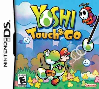 Poser vos question ici !Pour Yoshi touch & go !!!