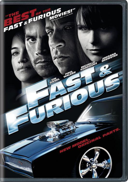 Fast and Furious cinq