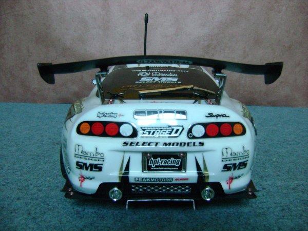 Supra Drift Radio Commandé pour une Bonne et Heureuse Année 2011