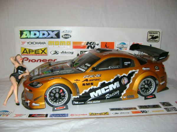 Auto RC 1/10e Tuning by 'Team JB Concept'