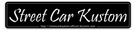 Inscription Team 'Street Car Kustom'