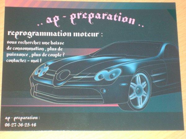 Prépa moteurs 'AP Préparation'