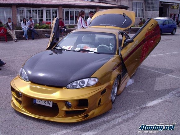 Quelques projets RD1 Tuning