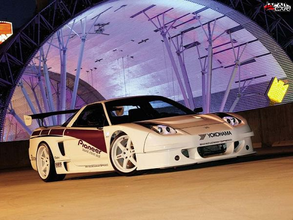 'Japan Racing' HONDA NSX