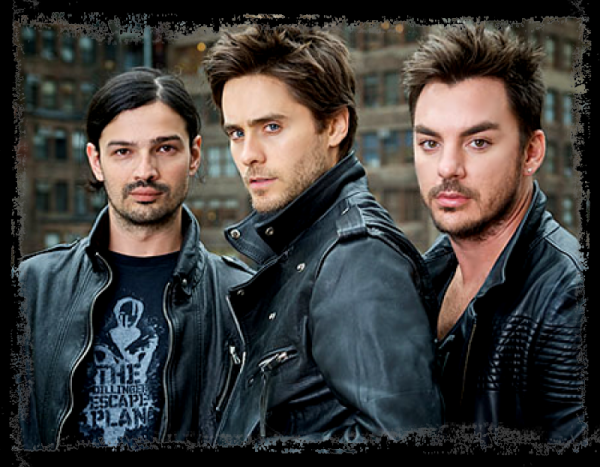 Nouveau TAG : Musique / Son .....30 Seconds To Mars - Closer To The Edge