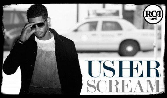 Musique / Son :  Usher - Scream (Filmed at FUERZA BRUTA NYC SHOW)