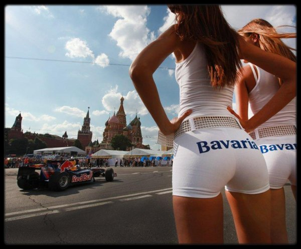 Racing Girls