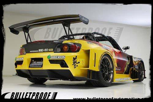 "Cliché Japan Racing "" HONDA S 2000 - BULLETPROOF """