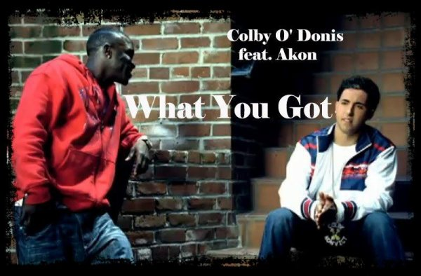 "Musique / Son :  ""What You Got"" - Colby Odonis Ft. Akon (Titre Intro Blog)"