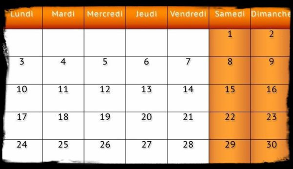 Calendrier Juin 2013 / Dates Meetings