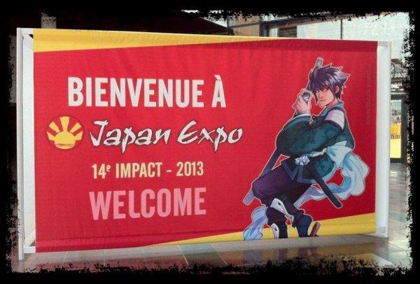"""Japan Expo 2013 """"Le Salon"""" (part 1)"""
