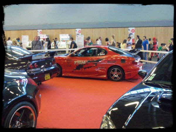 "Japan Expo 2013 ""Stand TUNING TOUR"""