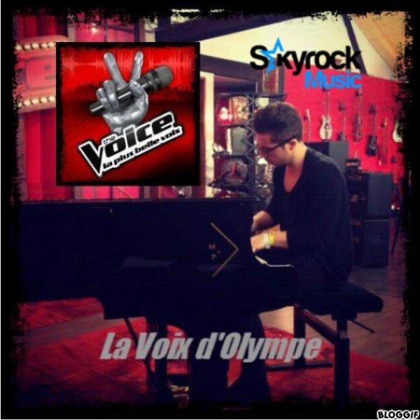 """Musique / Son: The Voice """"La voix d'Olympe"""""""