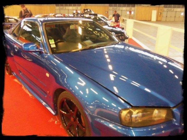 """JAPAN EXPO """"Les Projets présents"""" / RX7 - R34"""