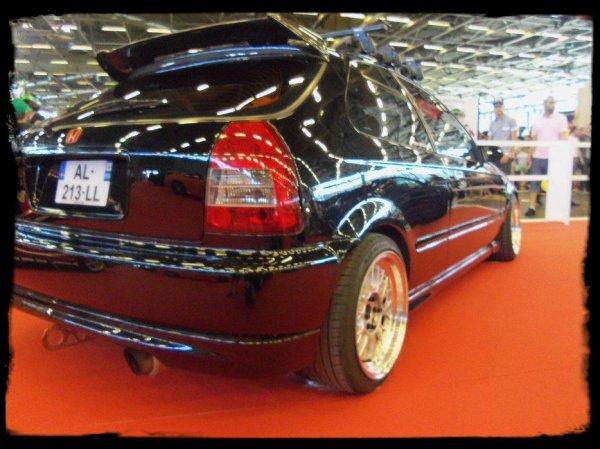 """JAPAN EXPO """"Les Projets présents"""" / R33 - Civic - Subaru"""