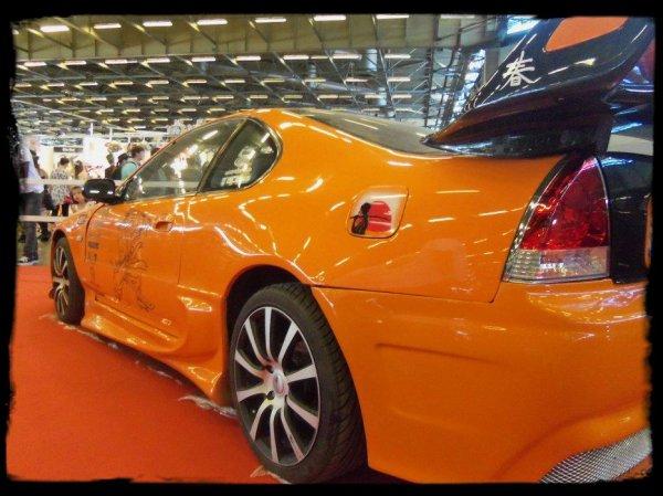 "JAPAN EXPO ""Les Projets présents"" 350Z / HONDA Prelude"