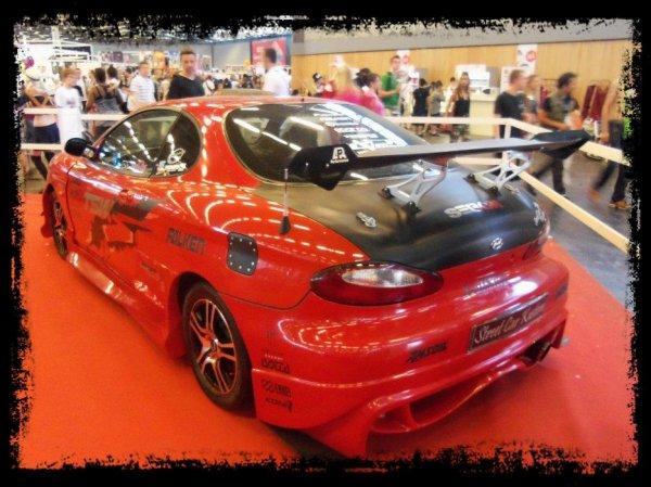 """JAPAN EXPO """"Les Projets présents"""" RX8 / Coupé HYUNDAI"""