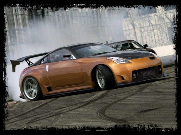 DRIFT Passion / Chinese Drift video Nissan 350Z 錢嘉樂 官