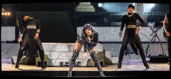 """Musique-Son """"RIHANNA Diamonds World Tour à Lille"""""""