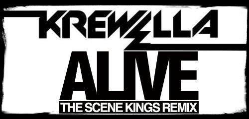 """Musique / Son: """"KREWELLA - Alive"""""""