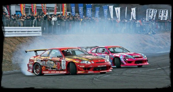 Drift Passion: Formula Drift 2011 -- Monroe