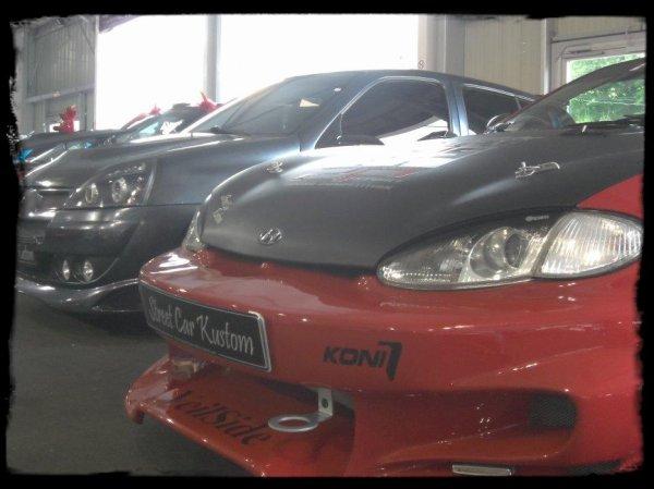 """Meeting Parc Saint Paul """"Duo Street Car Kustom"""""""