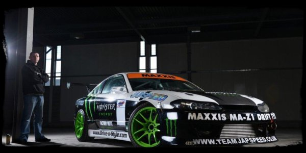 DRIFT Passion: Monster Gymkhana Grid round one IME Clermont Ferrand