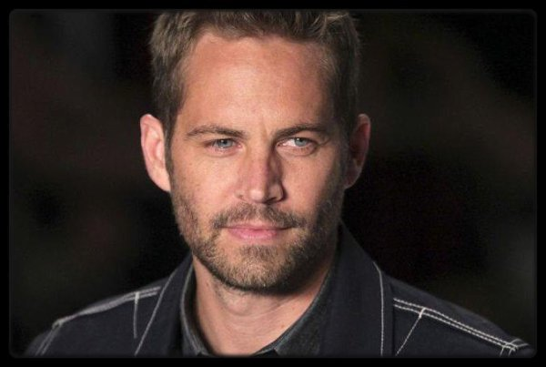 Le héros de Fast and Furious, Paul Walker, est mort !