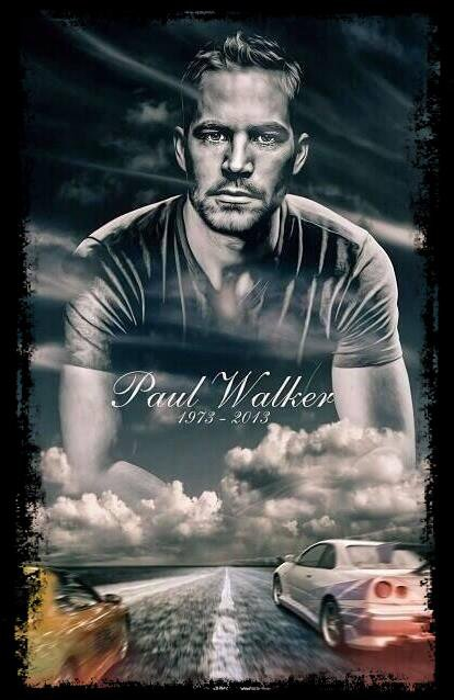 Hommage à Paul WALKER